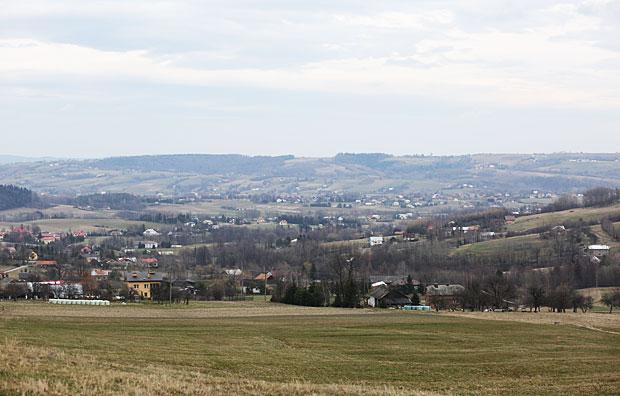 Mszanka panorama
